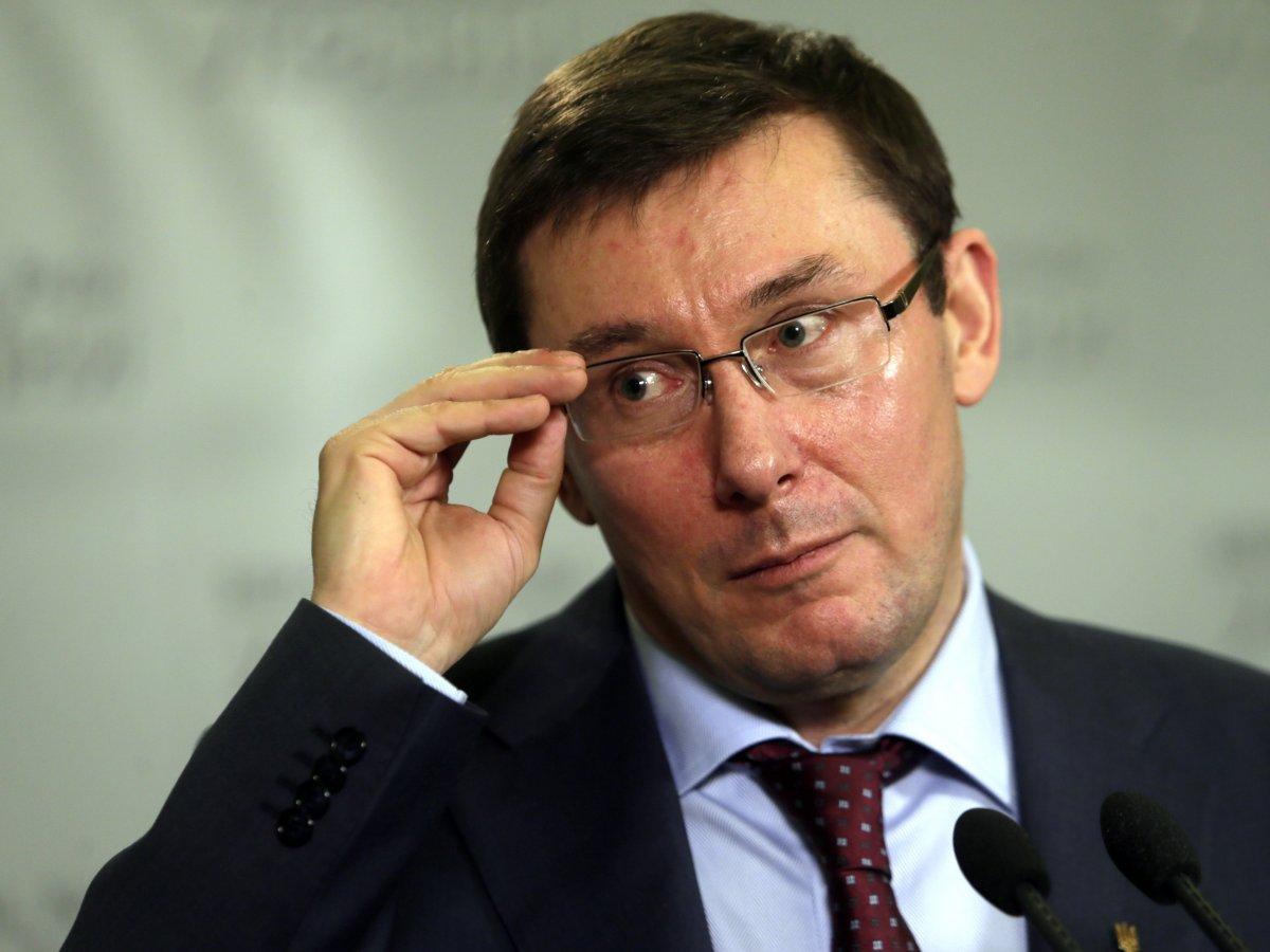 """""""В этой стране дважды не судят"""", - Луценко опроверг информацию об открытии уголовного дела в отношении Юлии Тимошенко"""