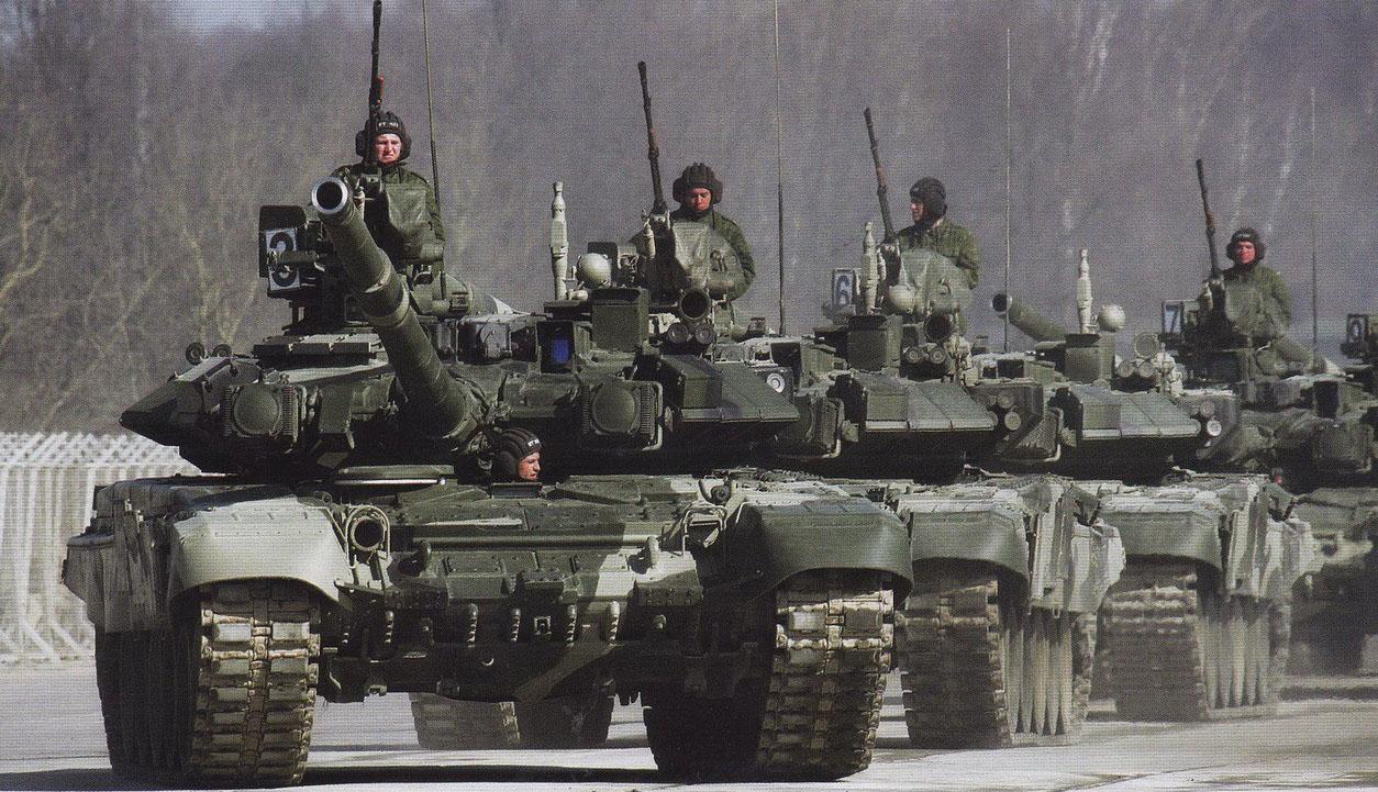Джордж Фридман: к 2017 году Россия будет готова к новому вторжению в Украину