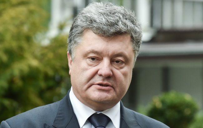 Никаких разделений полномочий с центральной властью не будет, - Порошенко