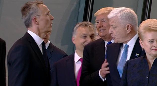 """""""Я благодарен президенту США! Он сделал Черногорию всемирно известной"""", - Маркович прокомментировал инцидент с Трампом на саммите НАТО"""