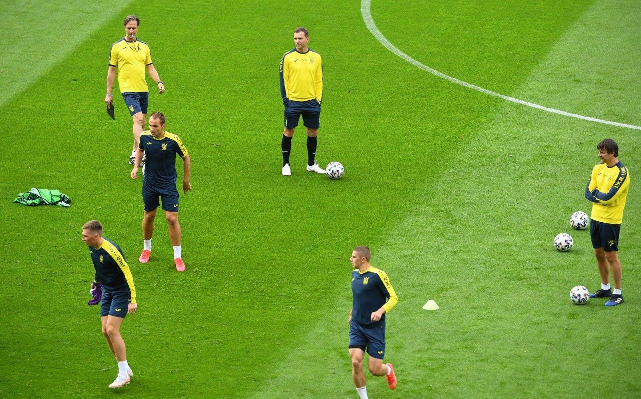 Футбольные эксперты спрогнозировали тактическую схему сборной Украины и стартовый состав против шведов