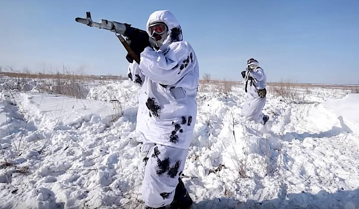 Россия, Норвегия, Спецназ, Атака, Давление.