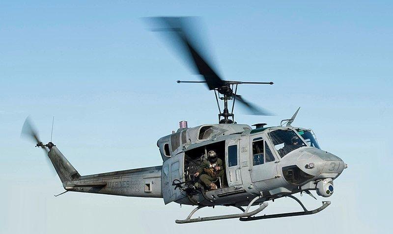 Состоит на вооружении 70 стран: Украина получила заказ на сборку американских вертолетов Bell UH-1 Iroquois