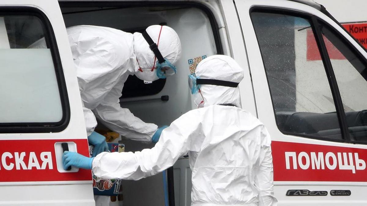 В России антирекорд по числу заболевших за сутки: количество инфицированных превысило 7000