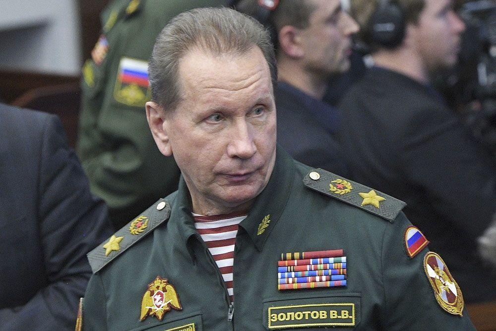 """Кремль отправил в Сирию главу Росгвардии Золотова, эксперт назвал причину: """"Аукнется всем россиянам"""""""