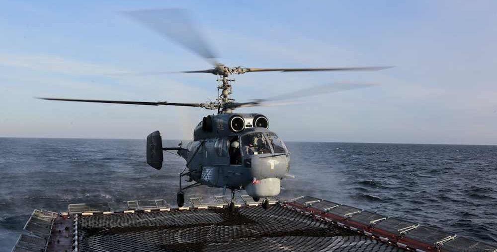 """Замена """"Мистралей"""": стали известны характеристики российских вертолетоносцев"""