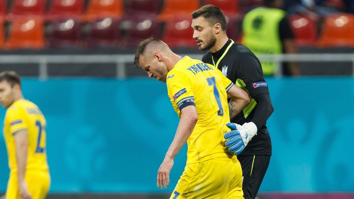 Военные записали видео в поддержку сборной Украины перед матчем с Англией