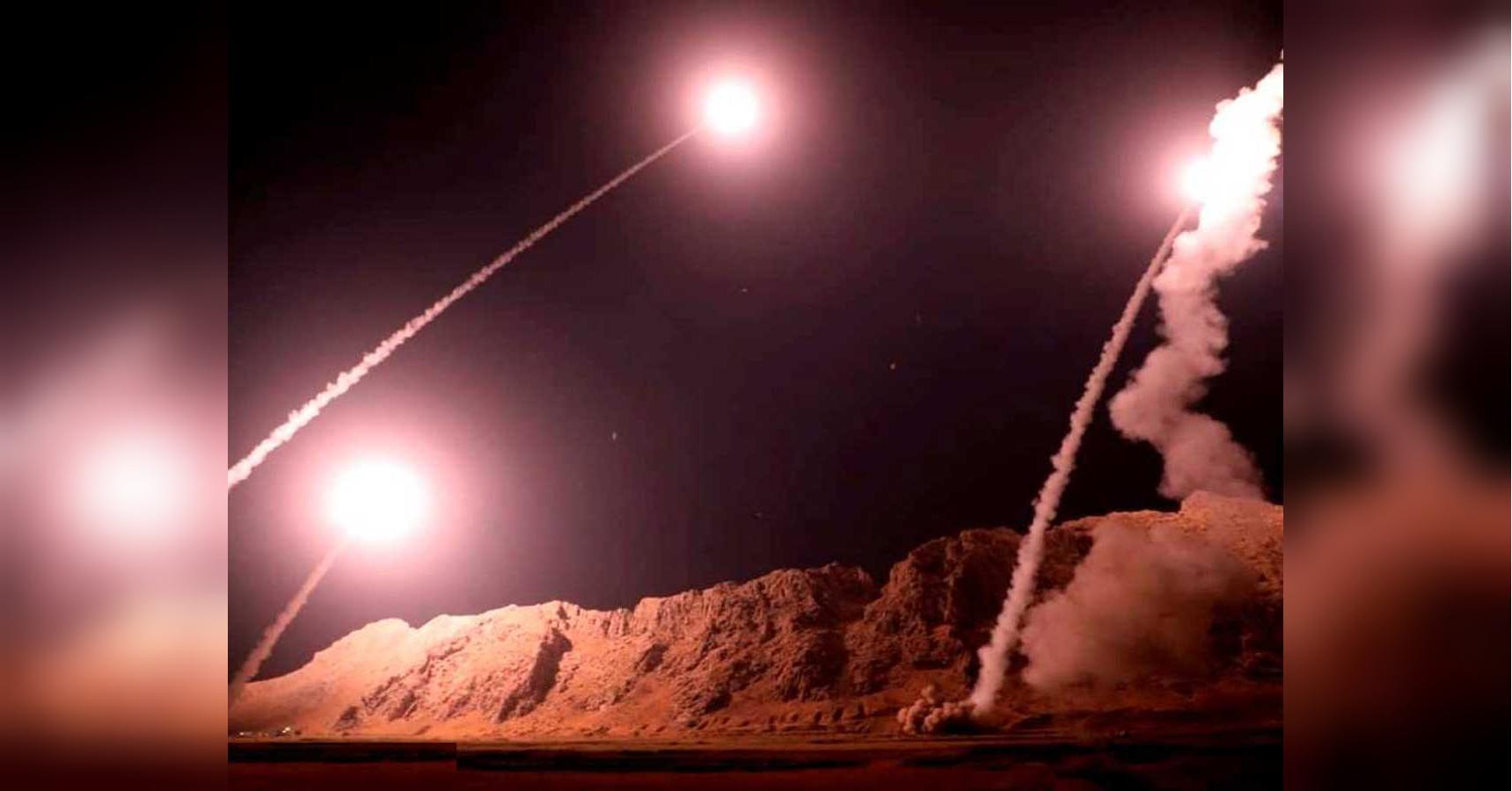Иран запустил 15 баллистических ракет по военным США с баз КСИР в провинции Керманшах: детали