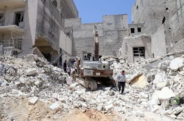 Сирийские повстанцы заявили об аннулировании перемирия