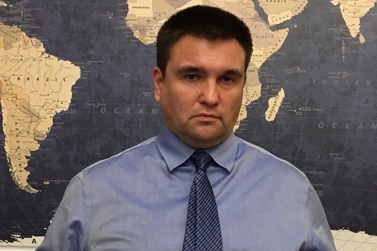 """Климкин о """"сигналах"""" Путина: """"Ставки повышаются, готов к новым торгам по Донбассу"""""""