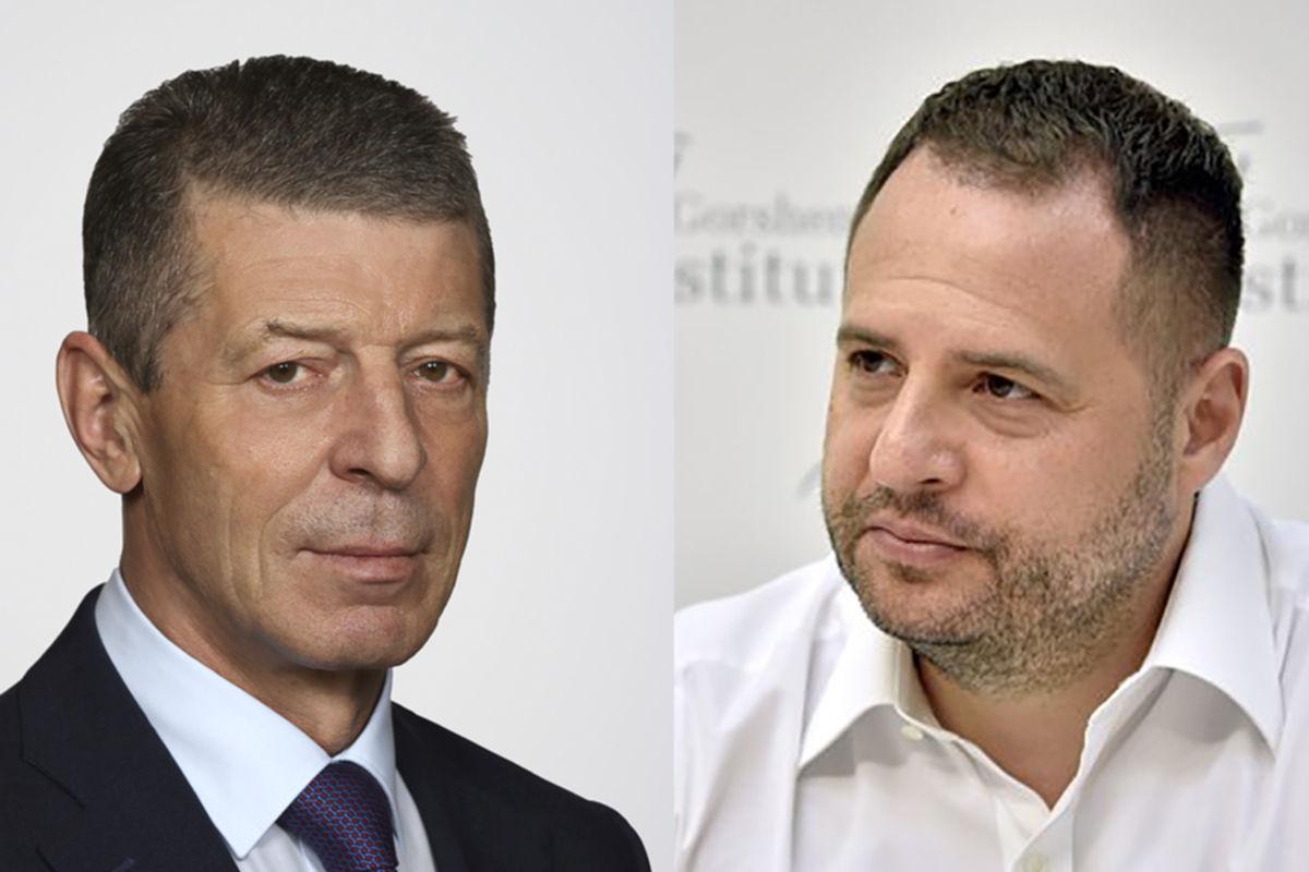 """СМИ назвали еще одну договоренность Ермака и Козака в Берлине: """"Еще более жесткий контроль"""""""