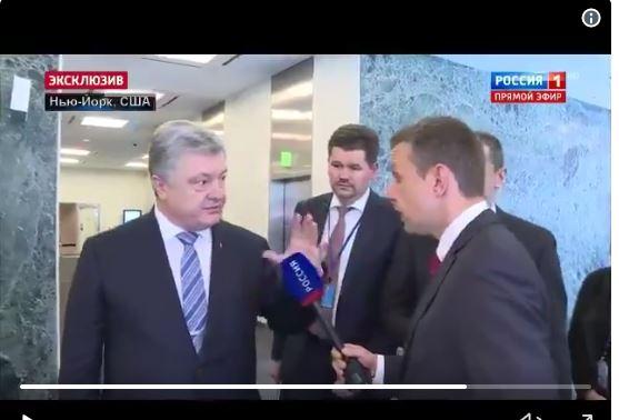 """Глаза Порошенко светились от ярости, руки готовы были """"сжать"""" горло россиянина - таким президента еще не видели - кадры"""
