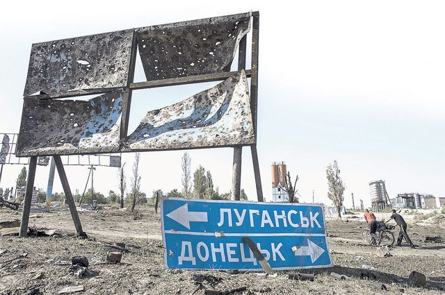 """В """"ДНР"""" назвали сроки """"наступления"""" армии Украины: """"Они готовы, нужно заявление Путина"""""""