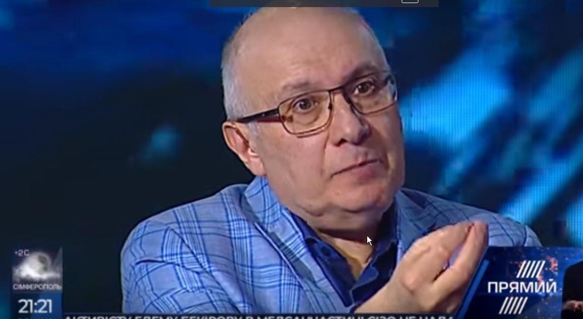 Матвей Ганапольский, новости, Украина, выборы президента, телеканал Прямой, Поярков, Зеленский