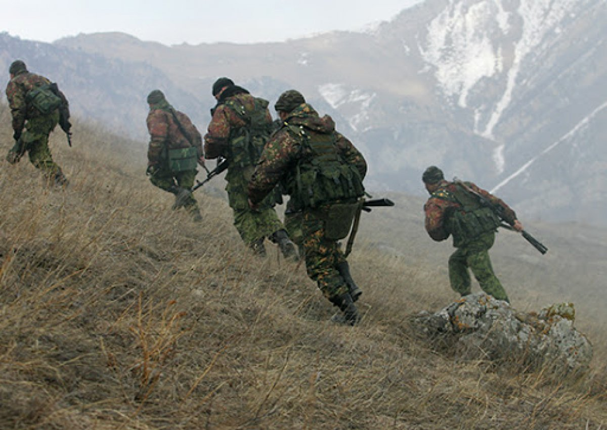 Попытка армянской ДРГ проникнуть в Азербайджан с треском провалилась: диверсанты попали в засаду, завязался бой