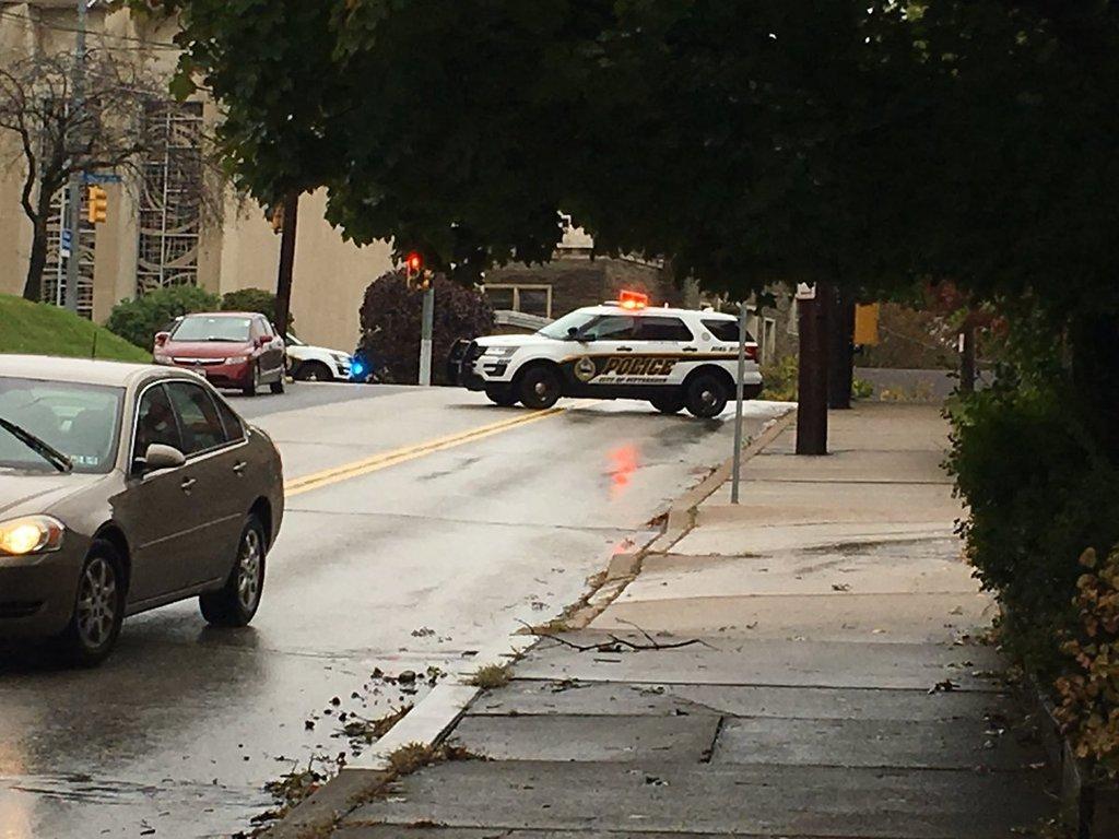 Массовое убийство молящихся в Питтсбурге: количество жертв возросло, застрелены полицейские - видео
