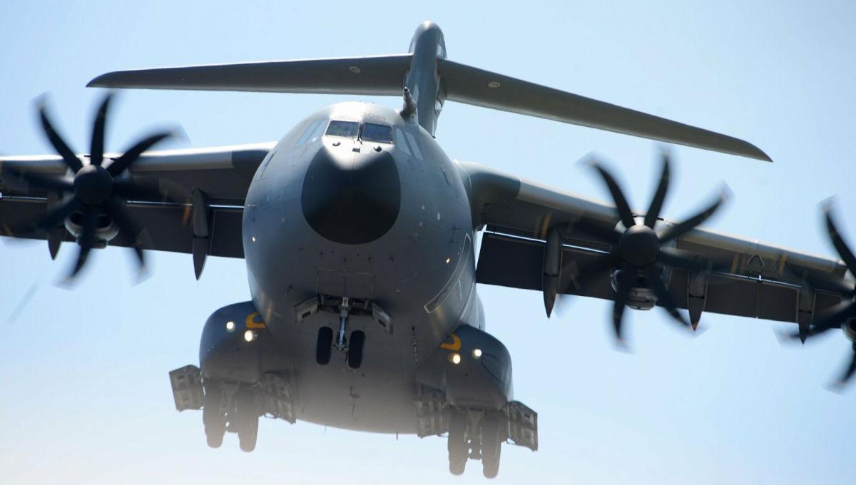 Армения засекла новую операцию Турции и Азербайджана: на аэродром в Баку перебросили уже 45-й А400М
