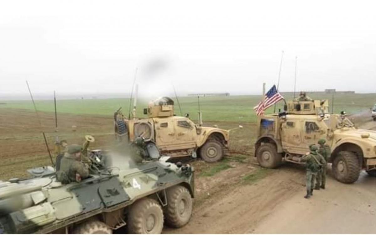 Российская армия, сирия, война, россия, алеппо, игил, патруль США