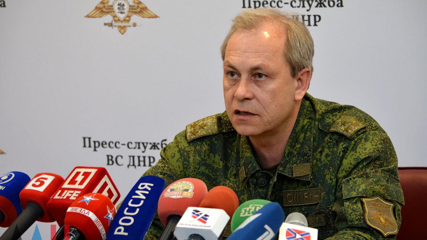 """Басурин рассказал о поражении """"ДНР"""" под Горловкой: """"С прискорбием об этом говорю"""""""