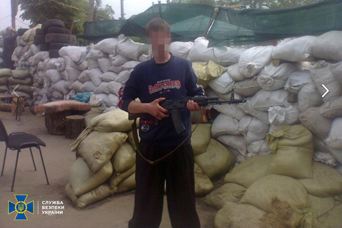 Задержан наемник, штурмовавший 7 лет назад СБУ в Луганске
