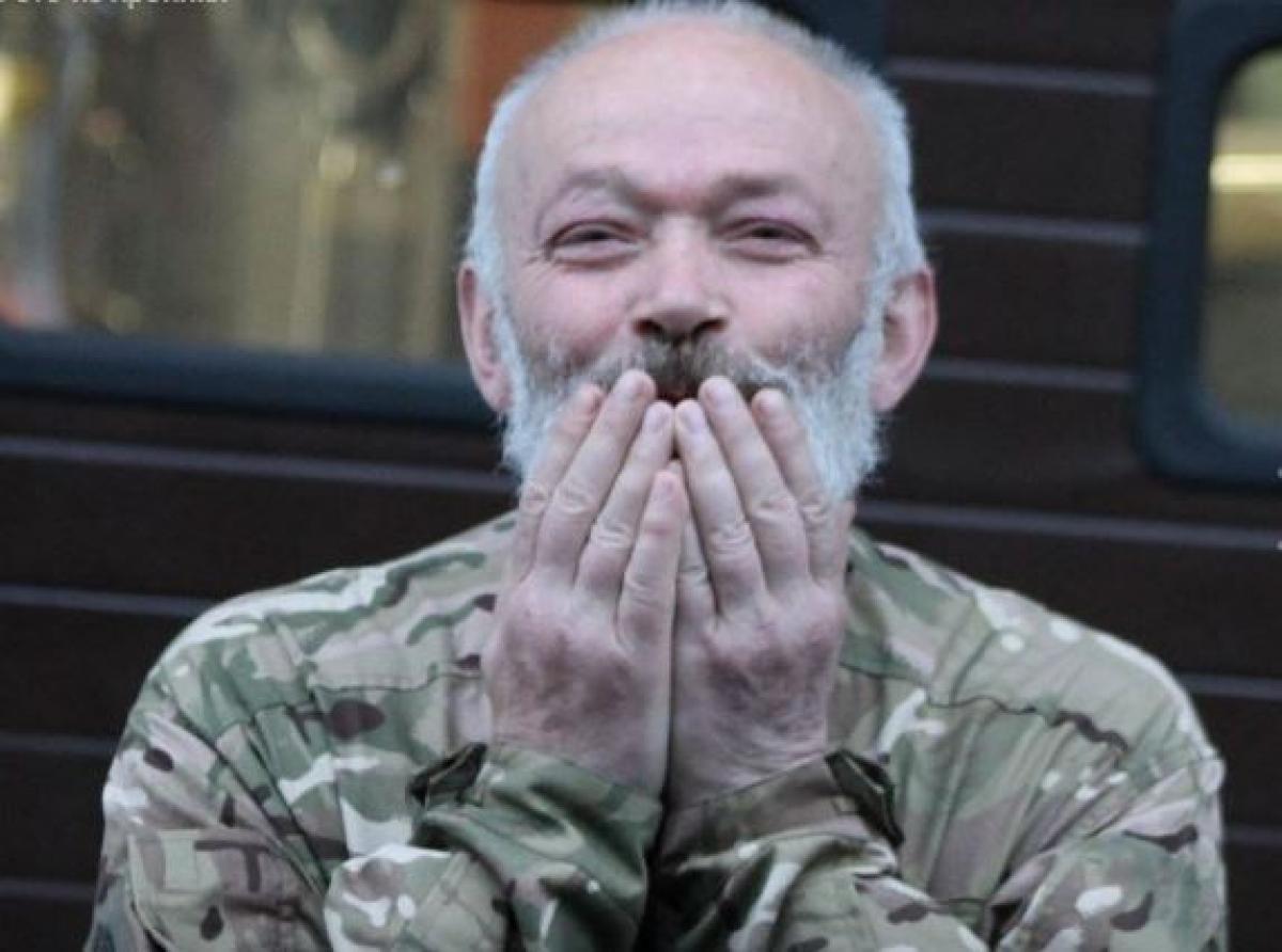 Под Киевом избили АТОшника Бицюру и его мать - женщина перелетела через лавку