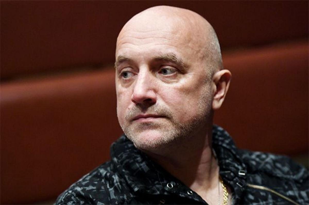"""Прилепин обвинил украинцев в """"диверсии"""", потеряны тысячи материалов"""