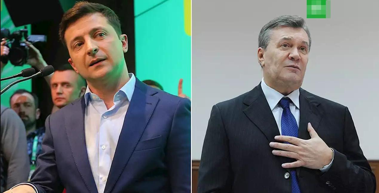 Янукович обратился к Зеленскому в годовщину расстрелов на Майдане