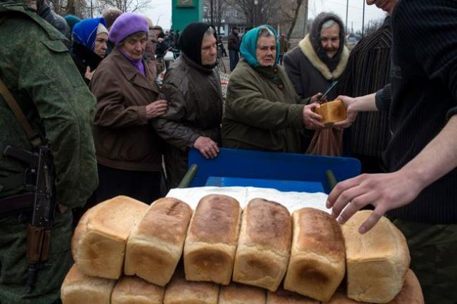 новости, Украина, Донбасс, ОРДЛО, ДНР, повышение цен, русский мир, сепаратист, возмущения, соцсети