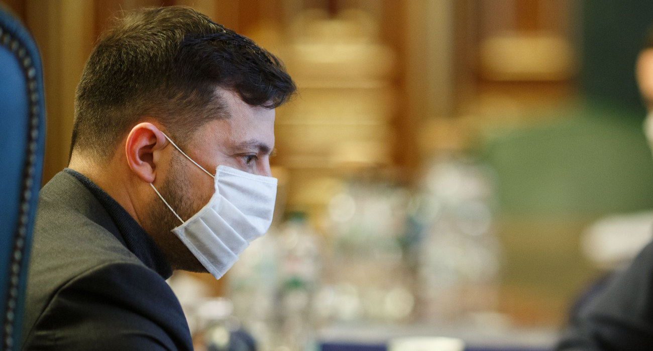 """""""Украинцы такие ответственные"""", - Зеленский пояснил, когда в Украине ждать пик коронавируса"""