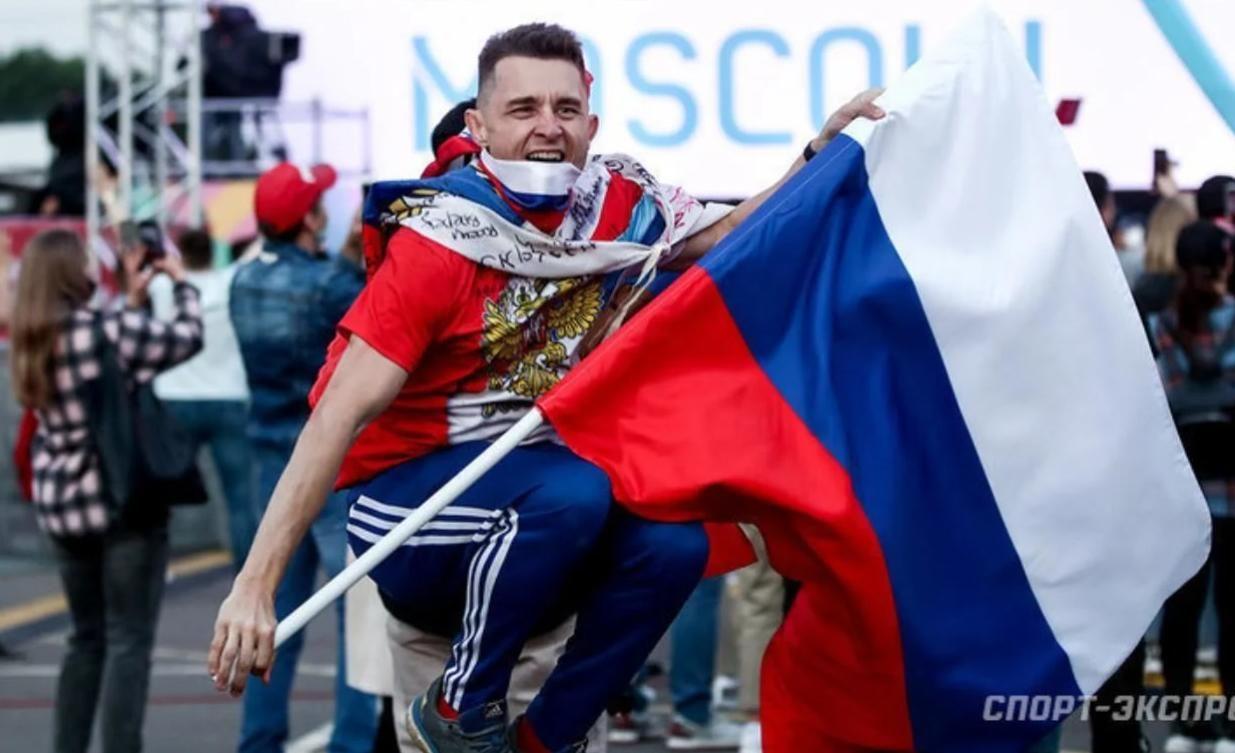 Появилась неожидання реакция россиян на сенсационный выход Украины в плей-офф Евро-2020