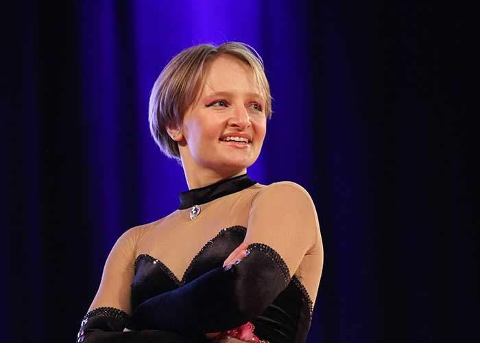 Во Всемирной федерации рок-н-ролла рассекретили младшую дочь Путина