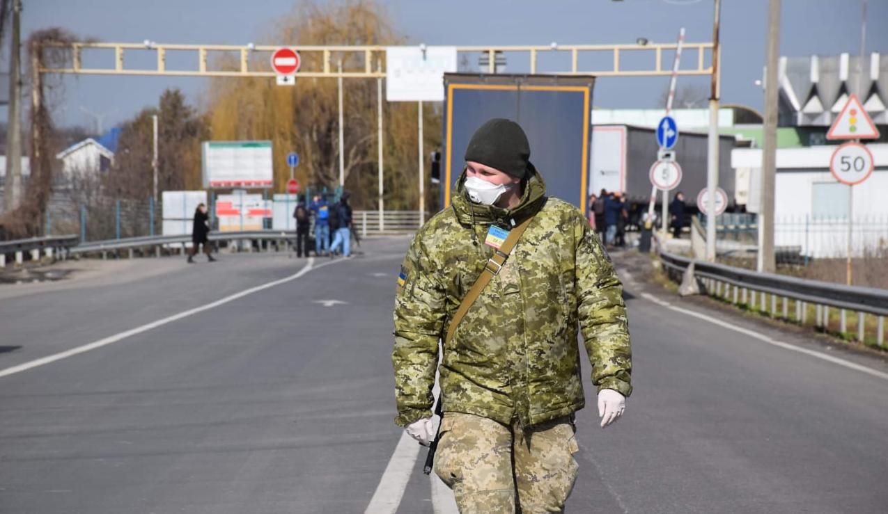 Пограничники пояснили, как попасть и как выехать из Крыма и Донбасса в условиях карантина