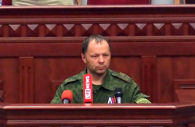 В ДНР назвали имя преемника Игоря Стрелкова