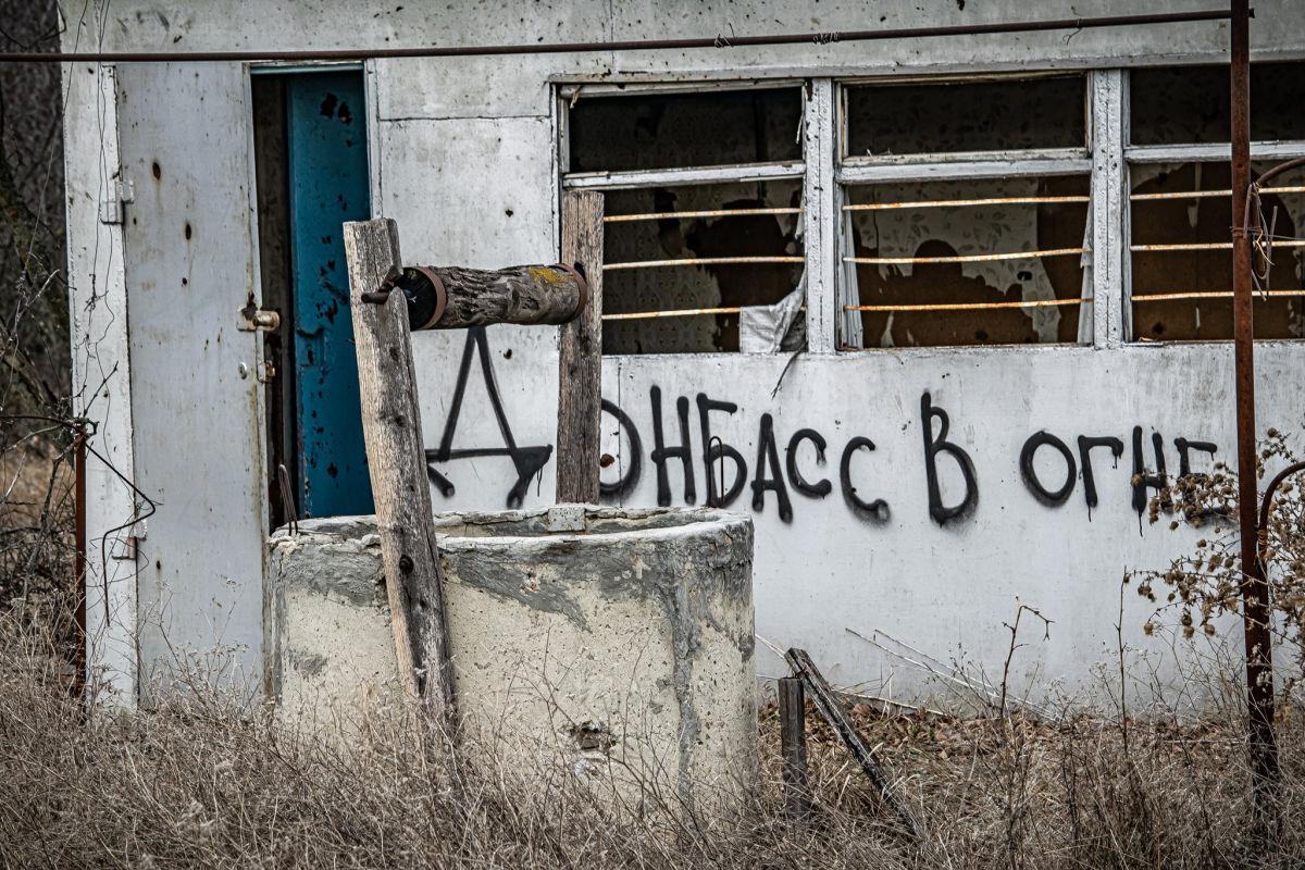 Защитники Украины показали кадры из разрушенного наемниками РФ поселка: здесь живут лишь несколько человек