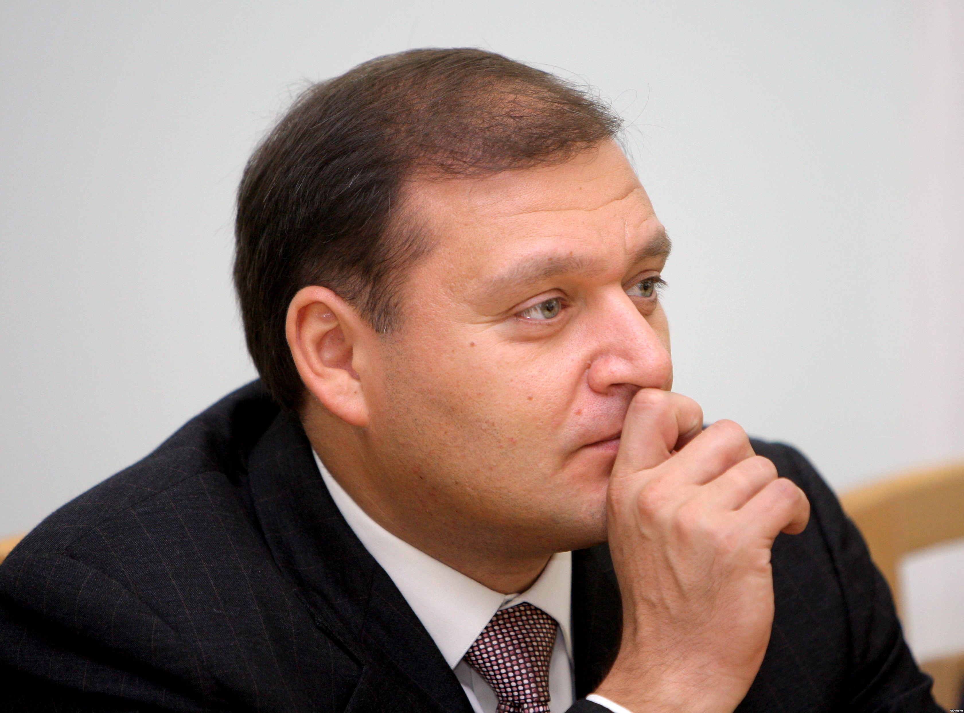 Добкин считает что ленинопад в Харькове устроили не местные