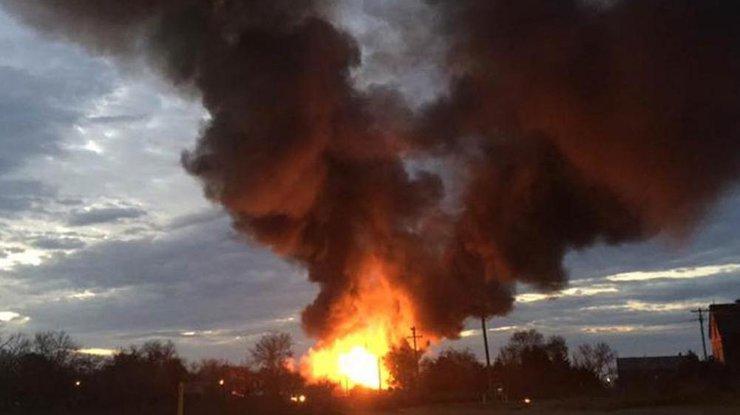В Донецке утром прогремел мощнейший взрыв: появилось видео - люди сильно напуганы