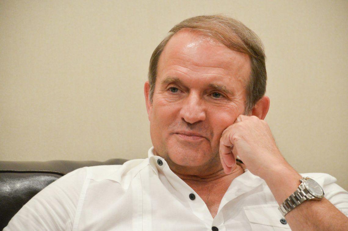 """""""Я готов к аресту"""", – Медведчук рассказал о жизни под санкциями"""