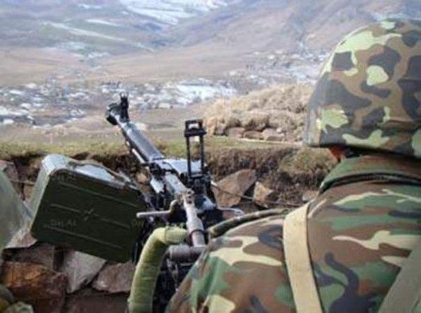 Азербайджан: ''Мы успешно отбили танковую атаку армян в Нагорном Карабахе''