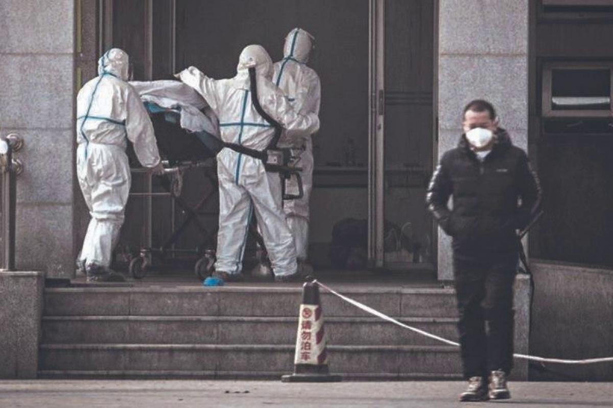 первые симптомы китайского коронавируса 2019 Ncov