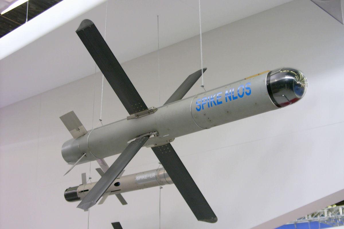 Для защиты с моря: Эстония вооружается израильскими ракетами Spike NLOS