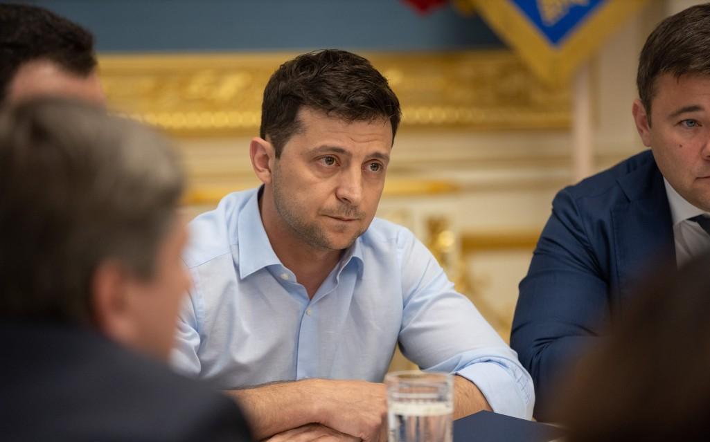 Украина, политика, зеленский, медведчук, СНБО, заседание, народный фронт