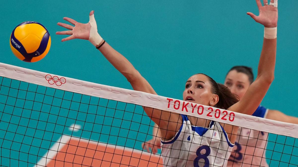 Диджей тонко потроллил российских волейболисток на Олимпиаде