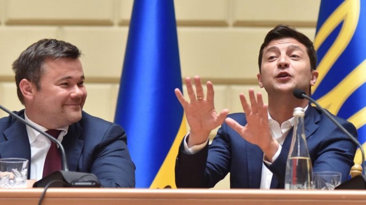 Импичмент для Зеленского: Богдан пояснил, почему президент далеко зашел в вопросе КС