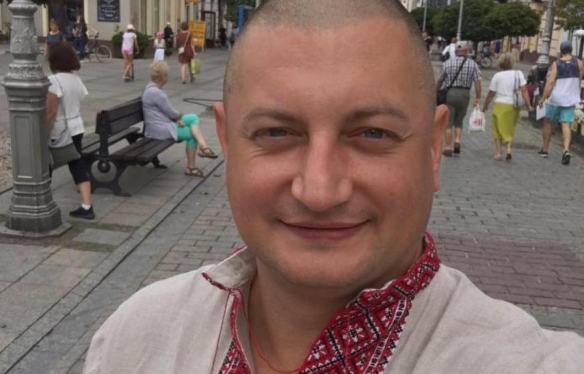 """Боец АТО Андрей Грачев вызвал Усика на бой: """"Ты узнаешь, кто на кого напал и с кем у нас война"""""""