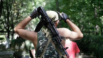 Новый день перемирия в Донбассе проходит под звуки артиллерии