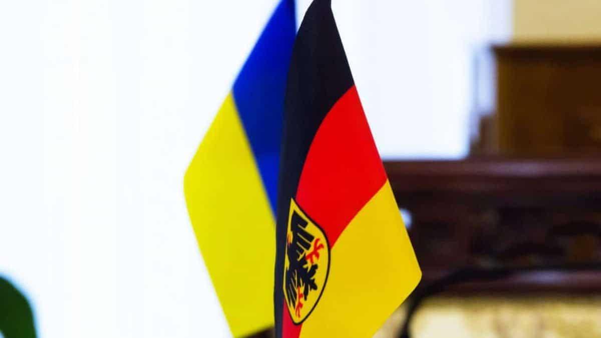 Германия, Мас, МИД, Зеленский, Донбасс, Коррупция.