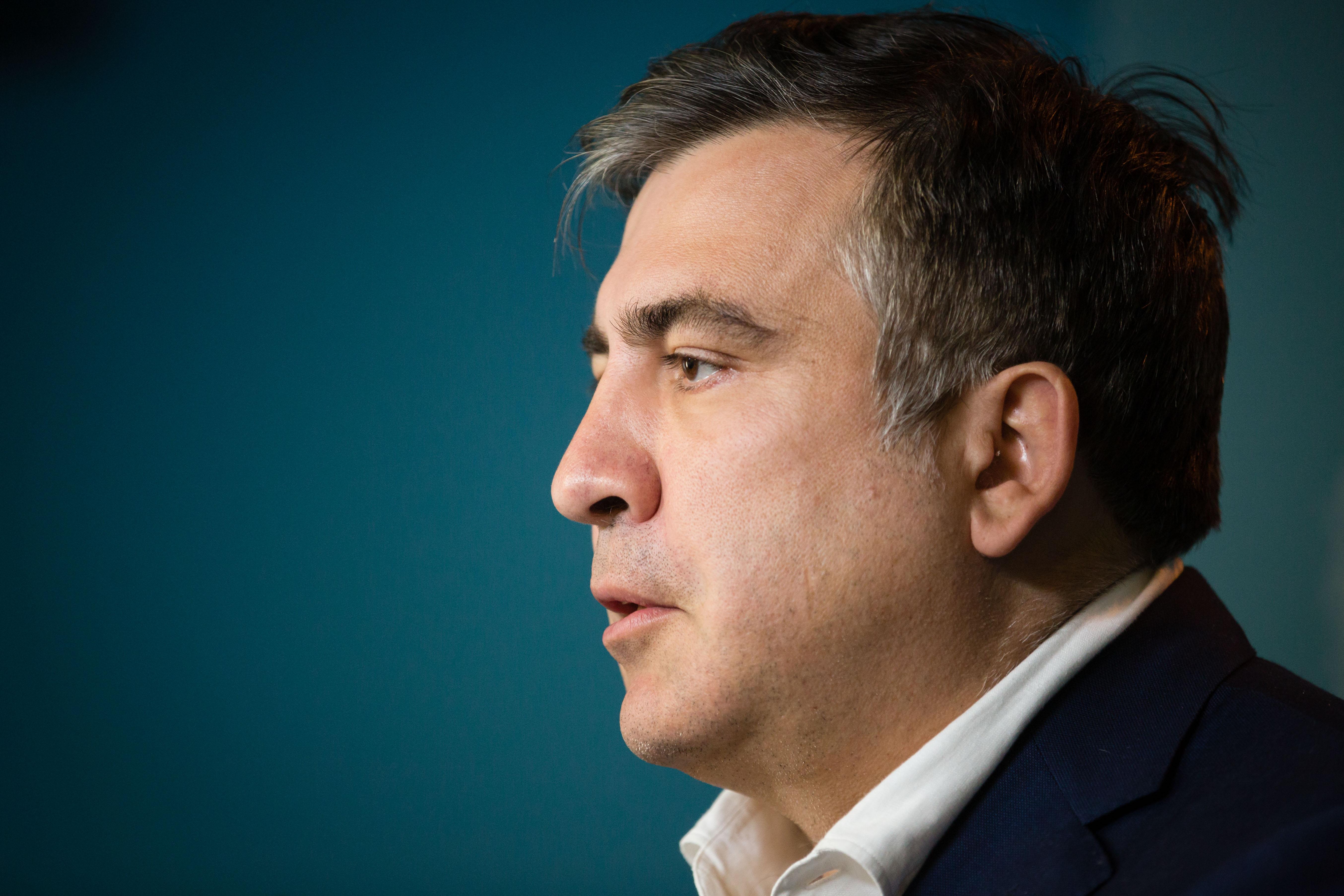 """Саакашвили рассказал, как Порошенко вызвал его и Гройсмана """"на ковер"""" в Администрацию Президента"""