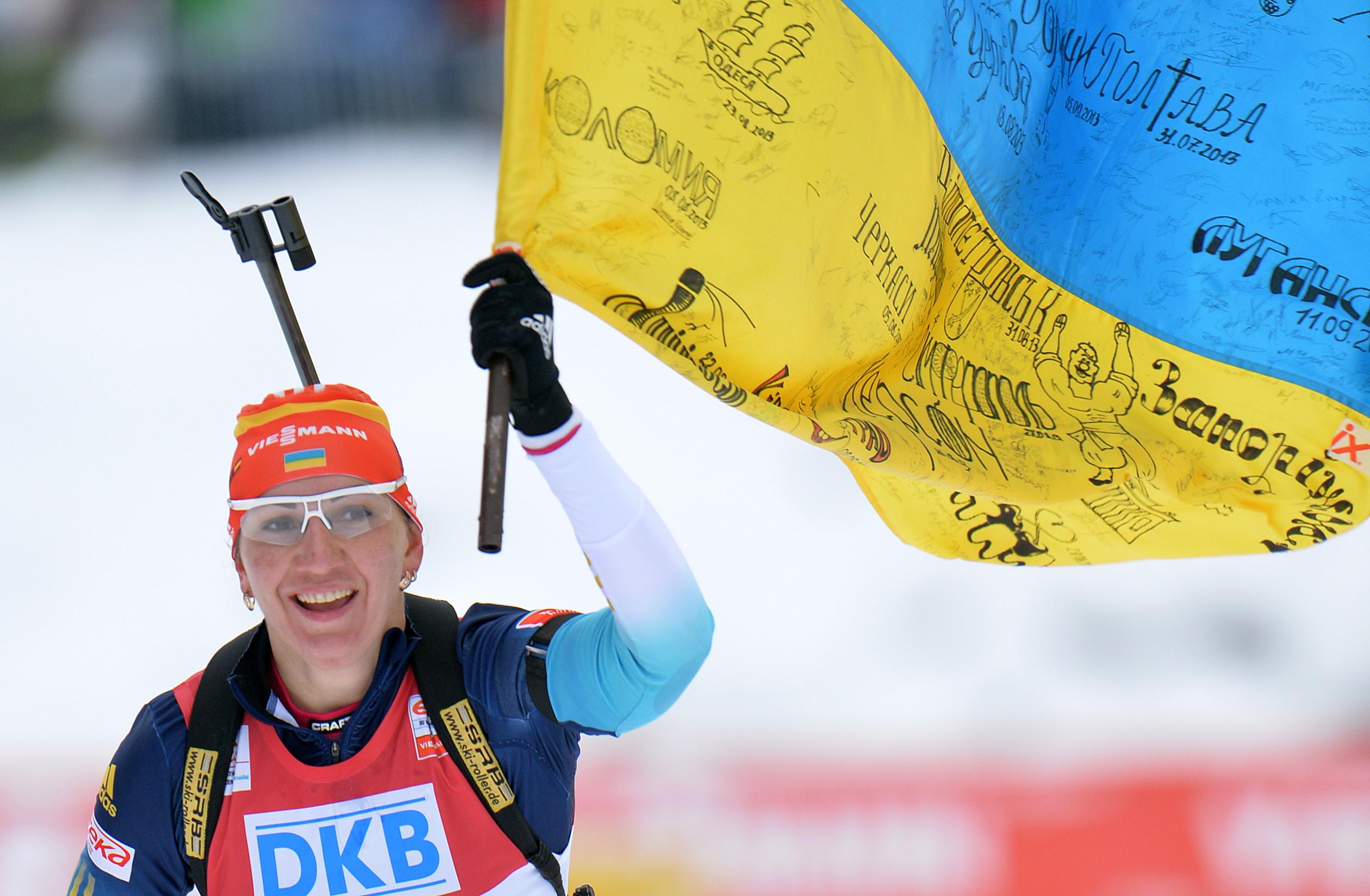 Такого не ожидал никто: три российские биатлонистки войдут в сборную Украины