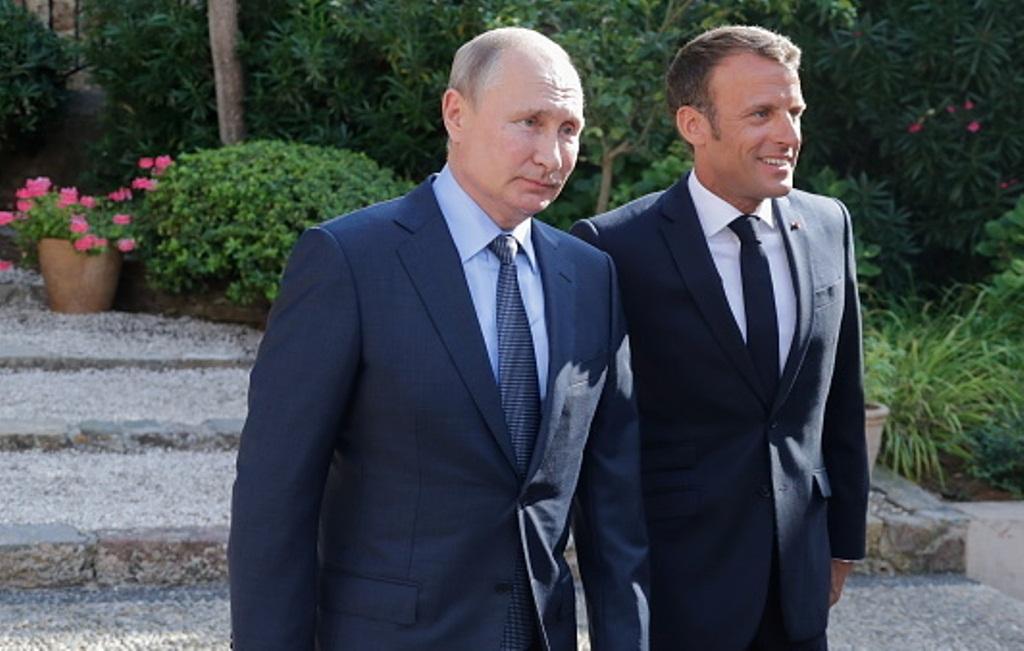 О чем Макрон и Путин договорились по Донбассу: все главные итоги переговоров