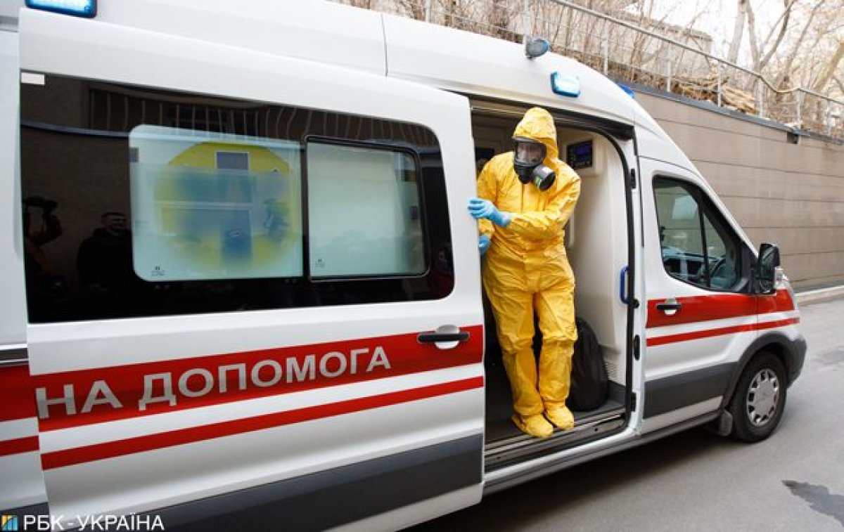 COVID-19, Коронавирус, эпидемия в Украине, Заражение